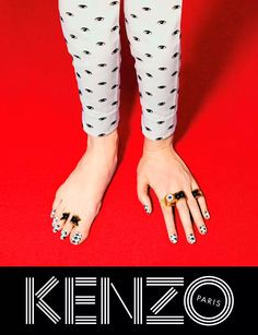 Kenzo Fall/Winter 2013 Campaign