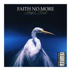 "L'album dei #FaithNoMore intitolato ""Angel Dust""."