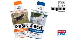 "Dog owners and pups will love this deal: ""Four K-9 Endurance Gels"" as featured on doggyloot.com"