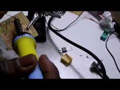 TRIAC LIGHT DIMMER & motor speed controller 2 - YouTube