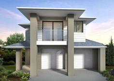 Ausbuild Home Designs: Hendra Prime Facade. Visit www.localbuilders.com.au/builders_queensland.htm to find your ideal home design in Queensland