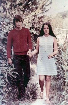 Olivia Hussey and Leonard Whiting // Romeo and Juliet