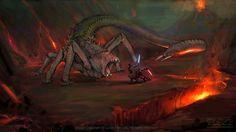 Star Wars Concept Art (prequels) - Imgur