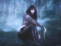 The Vampire Hunter by rsiphotography on DeviantArt
