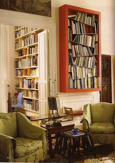 bookshelf www.organizetips.com