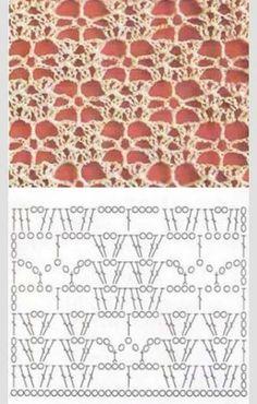 (10) #tejido Crochet - Tejido C