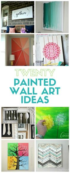 Create DIY Home Deco
