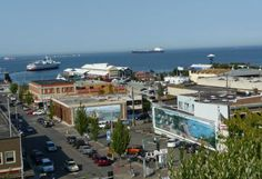 Port Angeles on the Olympic Peninsula Washington State My home town. Port Angeles Washington, Train Route, Sky Full Of Stars, Olympic Peninsula, Local Events, Back Doors, Washington State, Back Home, Day Trips