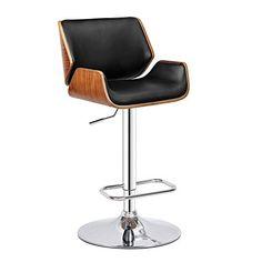 Bromi Design BF2660BL Dempster Adjustable Height Swivel Bar Stool Black For Sale https://kitchenbarstools.life/bromi-design-bf2660bl-dempster-adjustable-height-swivel-bar-stool-black-for-sale/