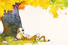 Calvin & Hobbes '89-'90 Calendar Cover Original Artwork is currently being auctioned. Currently $37,500, but they're expecting it to go up to $50,000!