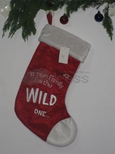 Gift socks ( red bottom dog graphics )