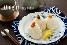 Onigiri | Rice Balls Recipe | JustOneCookbook.com