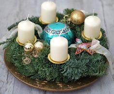 Adventskranz / Advent wreath / Рождественский венок // История праздника, традиции, немецкие праздники