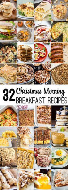 32 Christmas Morning Breakfast Recipes