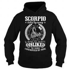 Awesome Tee Scorpio Confronted Shirts & Tees