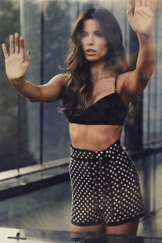 Kate Beckinsale - Mens Style Australia April-May 2012