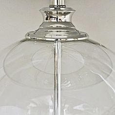 Glass Ball Table Lamp