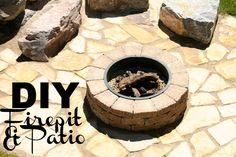 Patio/Fire Pit