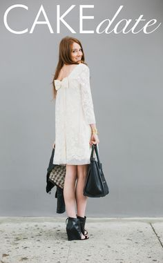 CouldIHaveThat: Duffs Cakemix, dress BHLDN