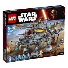 LEGO Star Wars 75157 Шагающий штурмовой вездеход AT-TE капитана Рекса