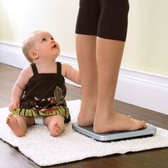 Top 7 Mistakes New Moms Make When Trying to Lose the Baby Fat. A must-read for new moms!