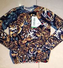STUPENDO PULL MAGLIONE KENZO FLYING TIGER TIGRE 2013 tg S SOLD OUT !!!