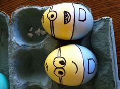 Despicable Me, Minion Eggs