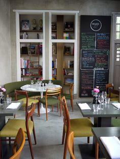 Restaurant Remise47  Hotel De Hallen