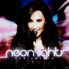 Demi Lovato - 'Neon Lights' Music Video Hint. - Listen here --> http://Beats4LA.com/demi-lovato-neon-lights-music-video-announcement/?utm_source=PN