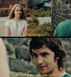 Jude and Lucy in 'Across the universe'.