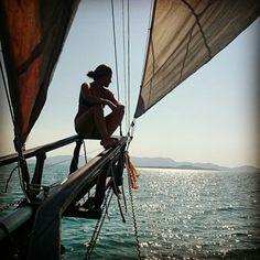Girls of Sailing