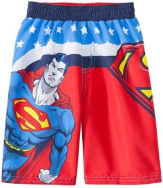 9f9f9023194d4 ... Print Cutout One Piece Swimwear. See more. C-Life CLife Toddler Boys'  Superman Trunks (2T-3T) - 8142097