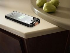 Now You Can Charge Your Smartphone on Your Kitchen Counter (DuPont Countertop Charger)