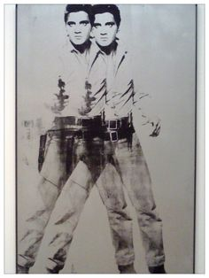 Double Elvis - Warhol - MoMa