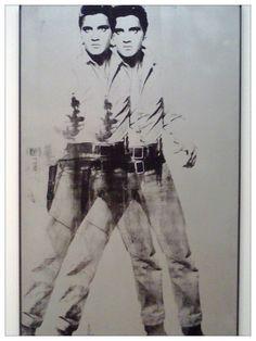 Double Elvis - Warhol - MoMa