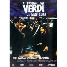 A Passion for Verdi [DVD]: Amazon.co.uk: Josa Curs, London So: Film & TV