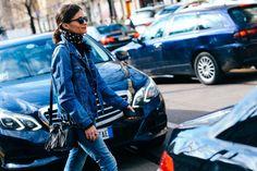 FWAH2015 Street looks à la Fashion Week automne-hiver 2015-2016 de Milan