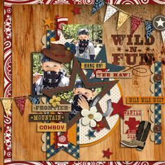 template- Trio pack 7 by Cindy Schneider *new* kit- Wildest kit in the wilderness by Brittish Designs photo from stockxchng