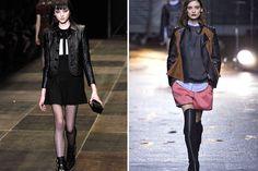 Biker jacket soldes mode designer tendance mode automne hiver 2014 saint laurent paris 31 phillip lim chanel blog mode hello elo blogue mode montreal blogueuse mode parisienne