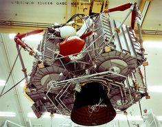 Assembling the Lunar Excursion Module (LEM).