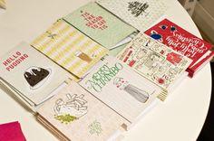 xmascards2011-1 #christmas #cards