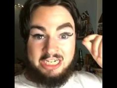 Mr Cian Twomey When your girlfriend makes her first Make Up tutorial