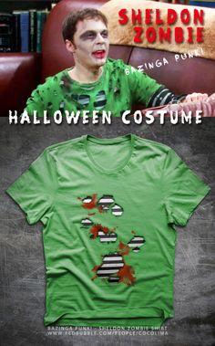 Sheldon Zombie