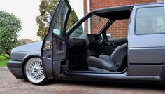 Golf MK2 GTI & BBS