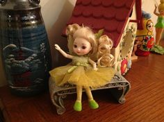 Caroline Michelle ‏@Caroline Halladay @Tonner Doll Company ok. Just took one of mom,s Amelia doll.