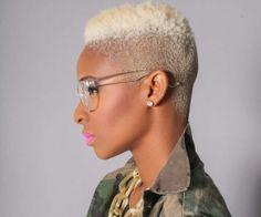 TWA Hairstyles #NaturalHair