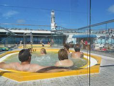 Some of the jacuzzi's