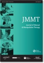 The Journal of Manual & Manipulative Therapy is an international peer-reviewed journal dedicated to the publication of original research, case reports, and reviews of the literature that contribute to the advancement of knowledge in the field of manual therapy, clinical research, therapeutic practice, and academic training.