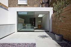 An overhaul of a Victorian House in Hackney, featuring a one metre-deep glass extension, has won the NLA's second annual Don't Move, Improve! Home, House Exterior, Interior And Exterior, London House, House, Larch Cladding, Victorian Homes, Victorian Terrace House, House Extensions