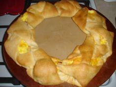 Crescent Egg bake